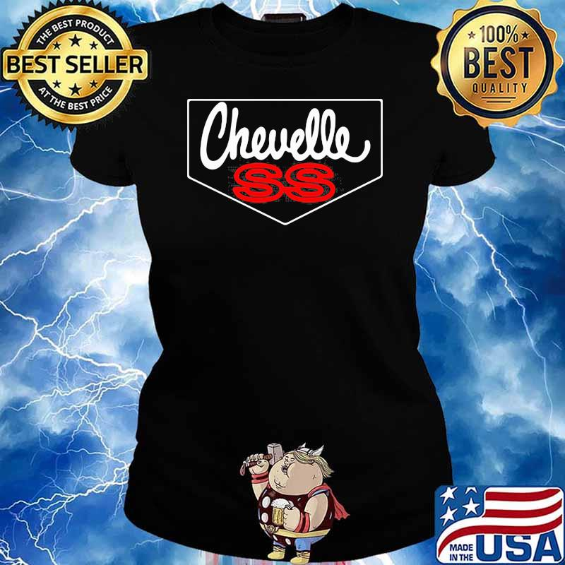 Chevelle Ss Logo Shirt Ladies tee