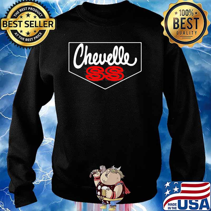 Chevelle Ss Logo Shirt Sweater