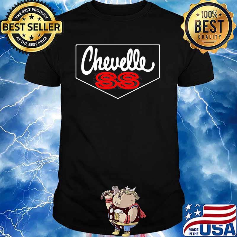 Chevelle Ss Logo Shirt
