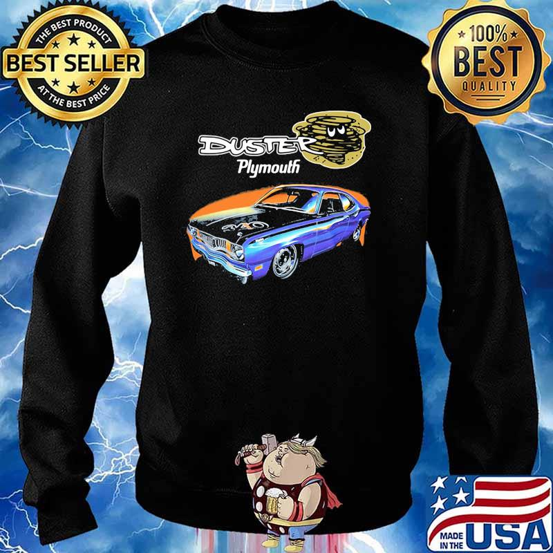 Duster Plymouth Car Shirt Sweater