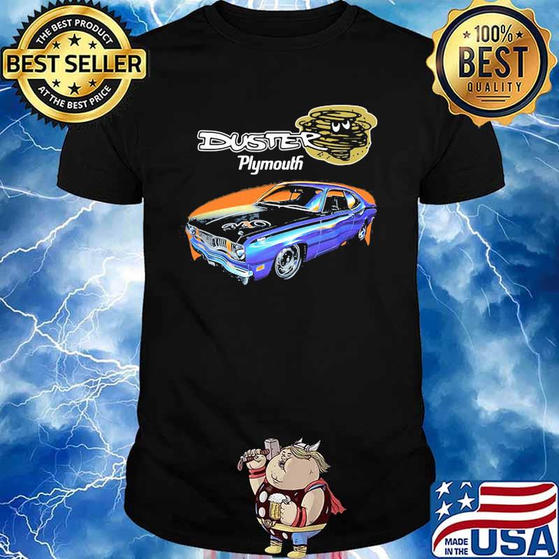 Duster Plymouth Car Shirt