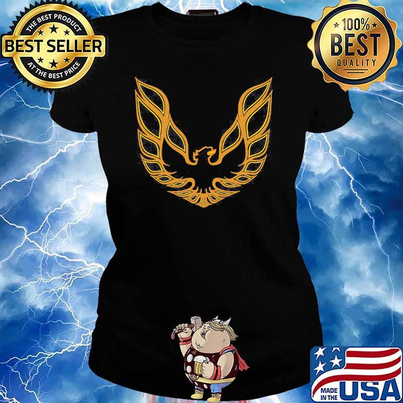Iconic Firebird Logo Shirt Ladies tee