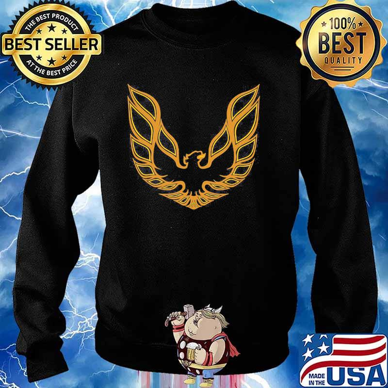 Iconic Firebird Logo Shirt Sweater