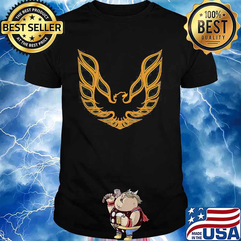 Iconic Firebird Logo Shirt