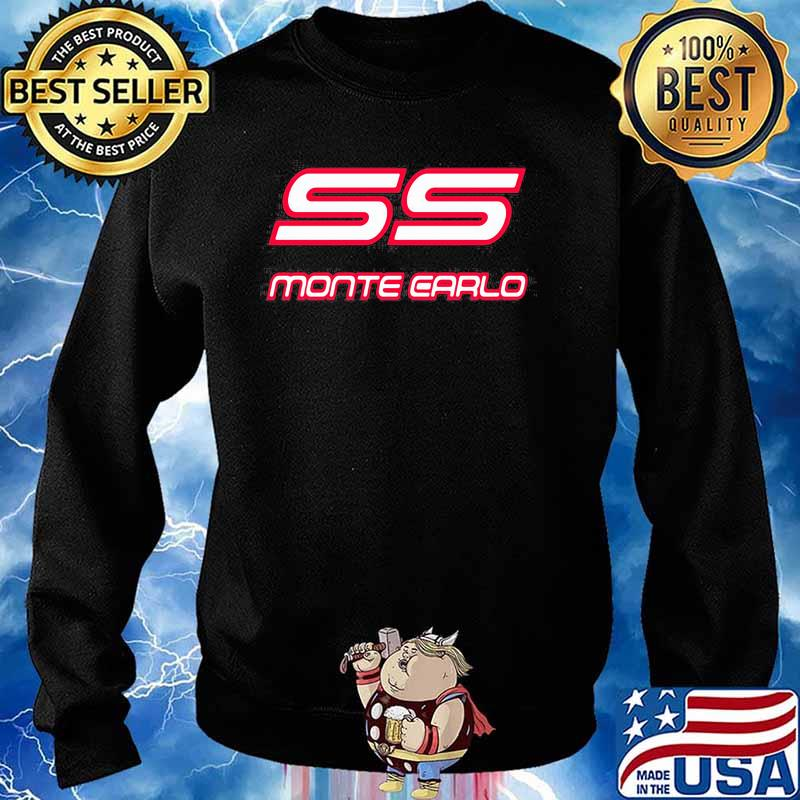 Monte Carlo Ss Shirt Sweater