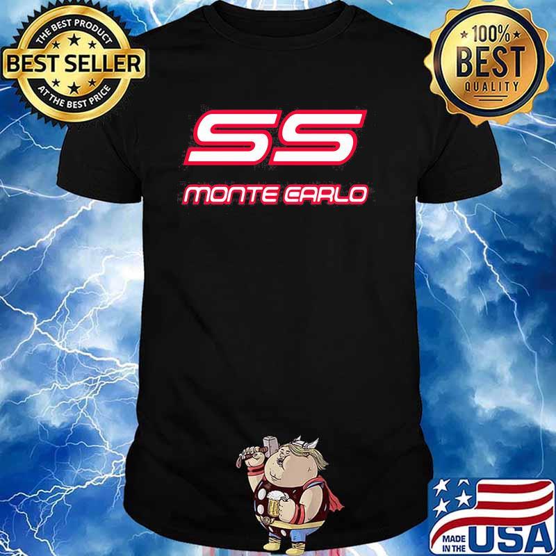 Monte Carlo Ss Shirt