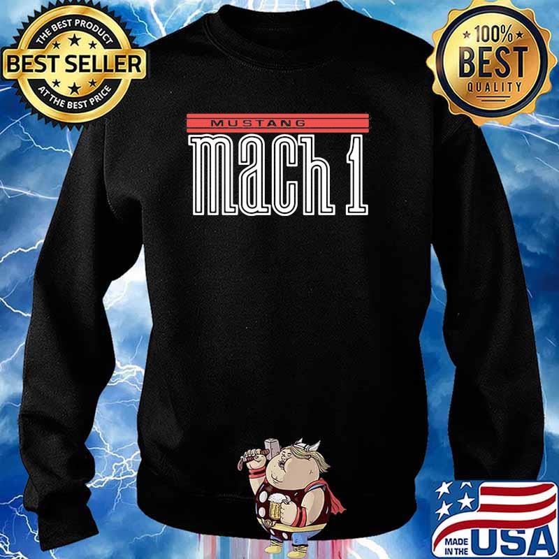 Mustang Mach 1 Shirt Sweater