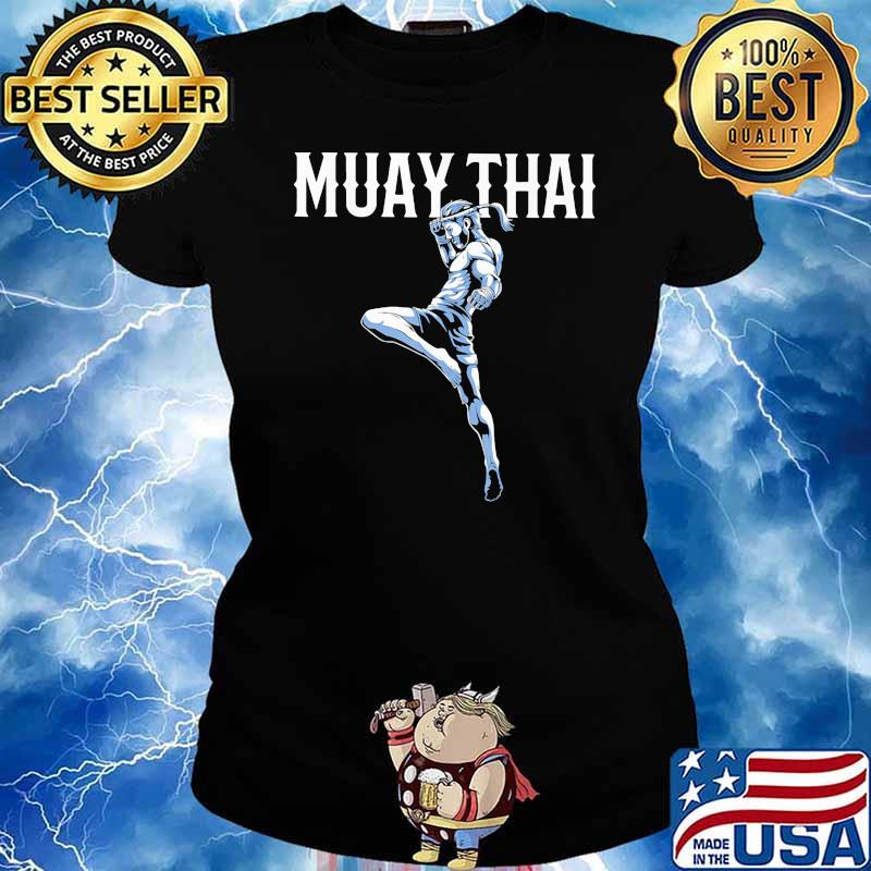Official Muay Thai - Thai Ladies tee