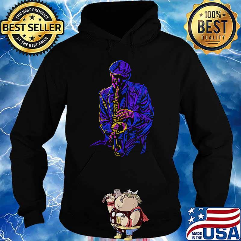 Official Saxophone Hoodie