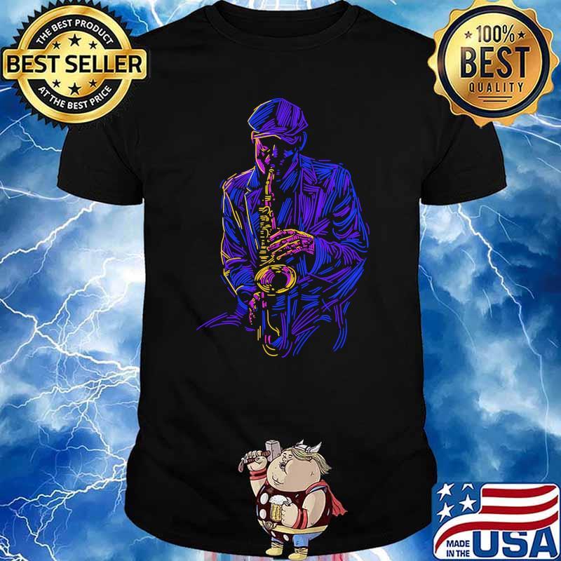 Official Saxophone shirt
