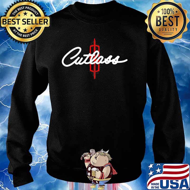 Oldsmobile Cutlass Logo Car Shirt Sweater