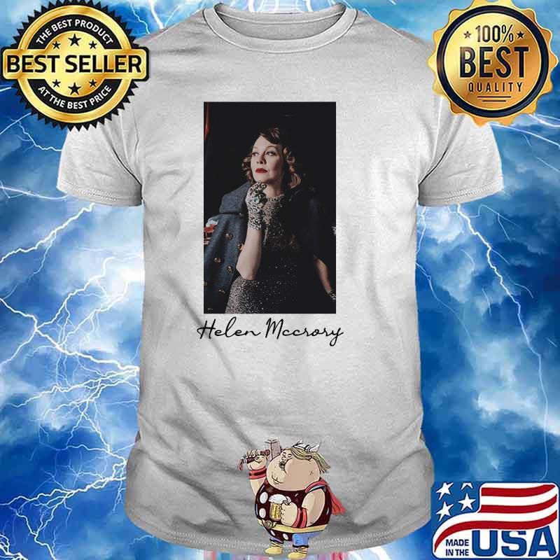 Rip 2021 Helena Mccrory Peaky Blinders Shirt