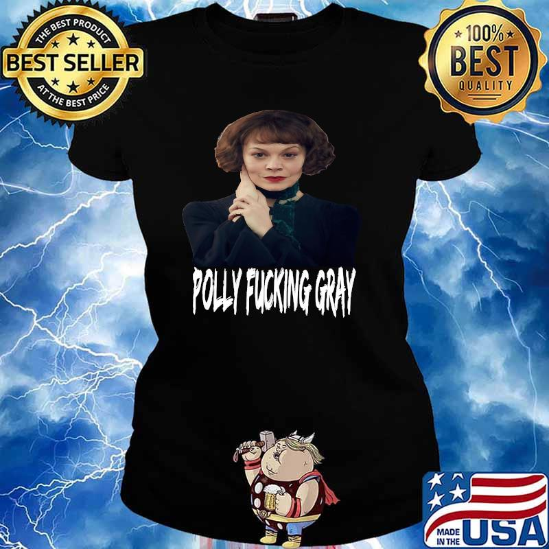 RIP Helen Mccrory, Aunt Polly, Polly Gray, Aunt Polly Rip, rip polly gray Classic T-Shirt Ladies tee