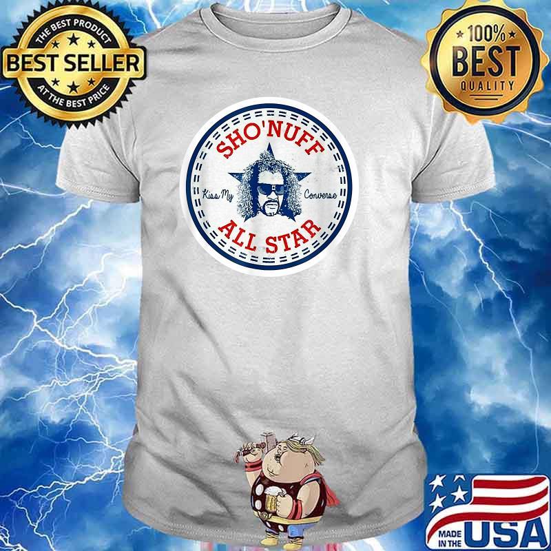 Sho Nuff All Star Logo Shirt