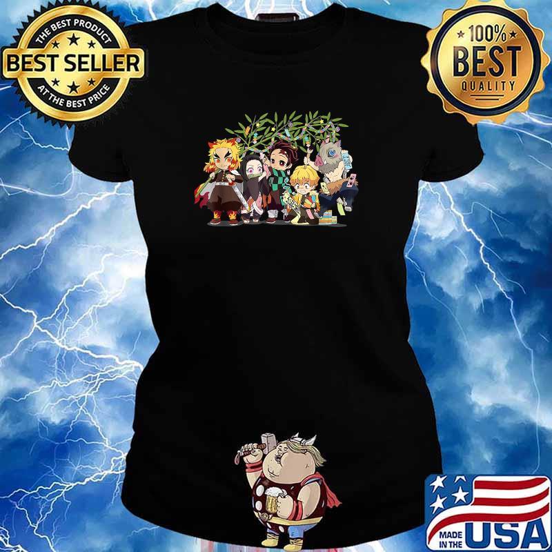 Slayer Demon Anime Cools Shirt Ladies tee