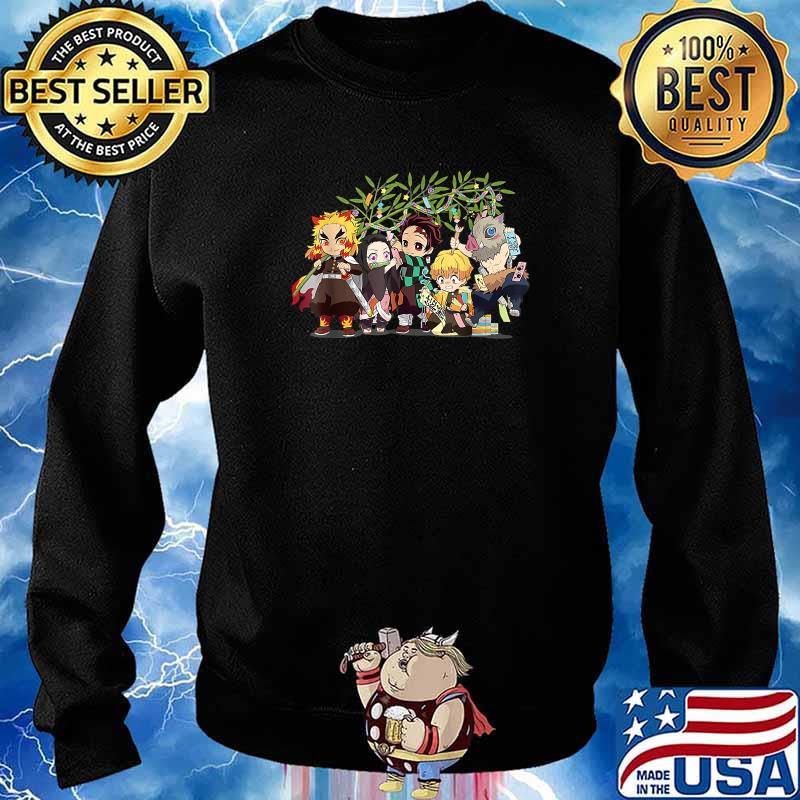 Slayer Demon Anime Cools Shirt Sweater