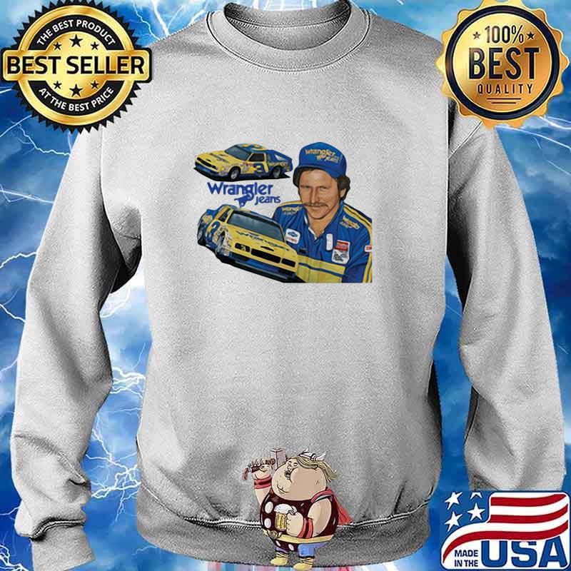 Wrangler Nascar Signature Shirt Sweater