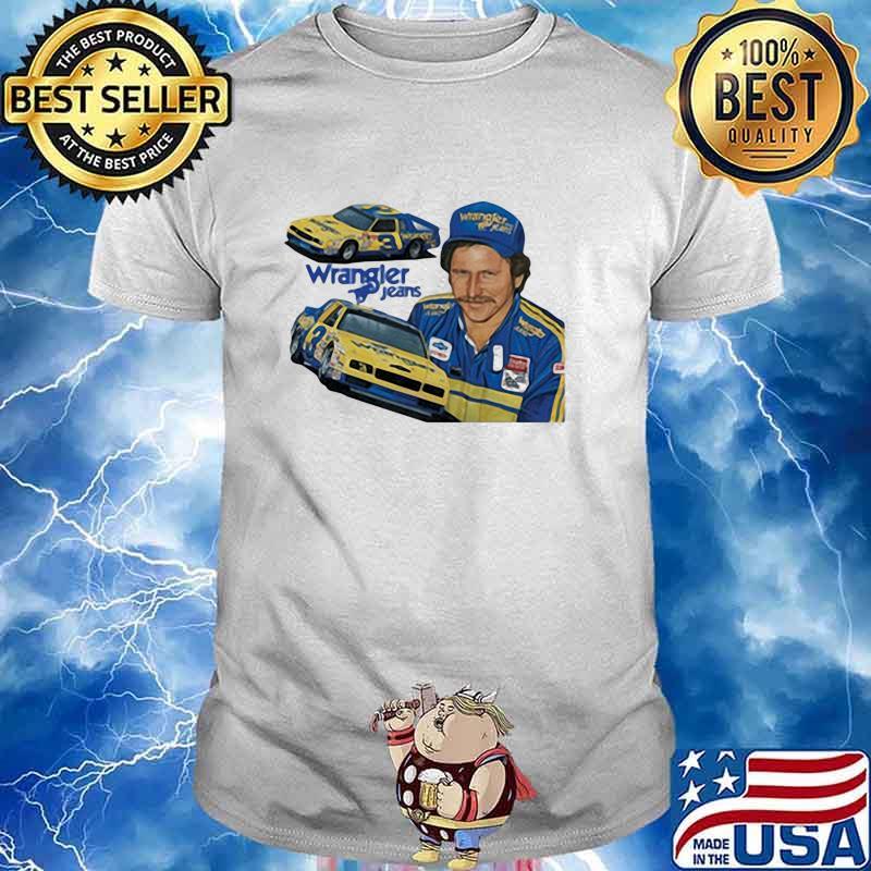 Wrangler Nascar Signature Shirt