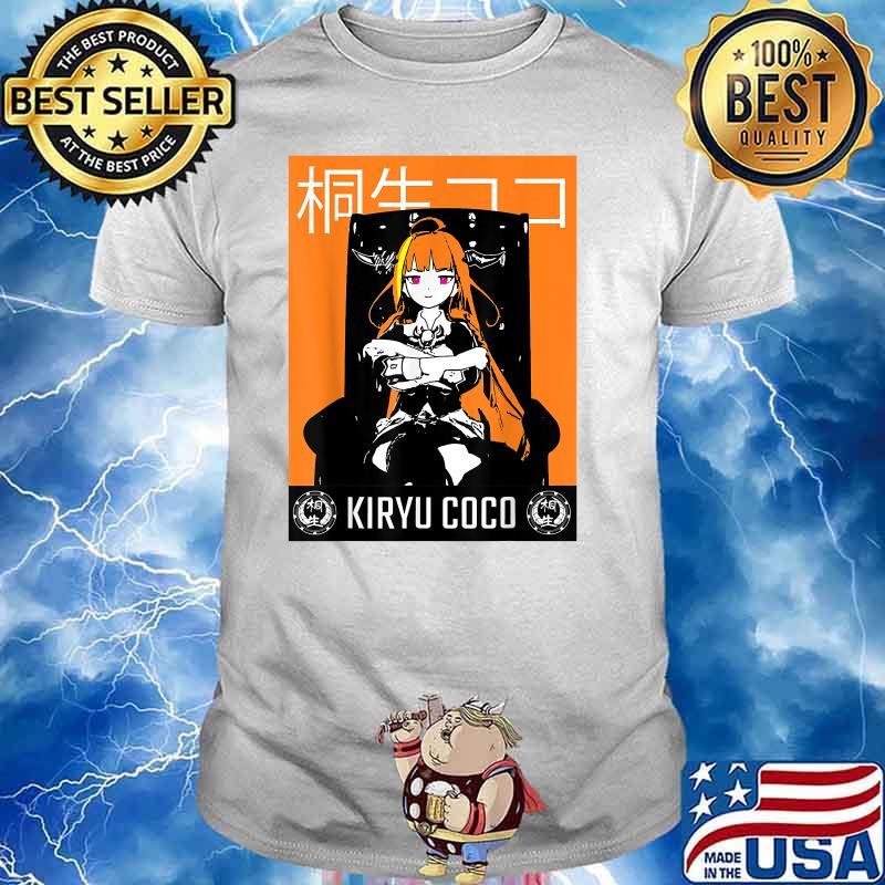 Official Hololives Kiryus T-Shirt