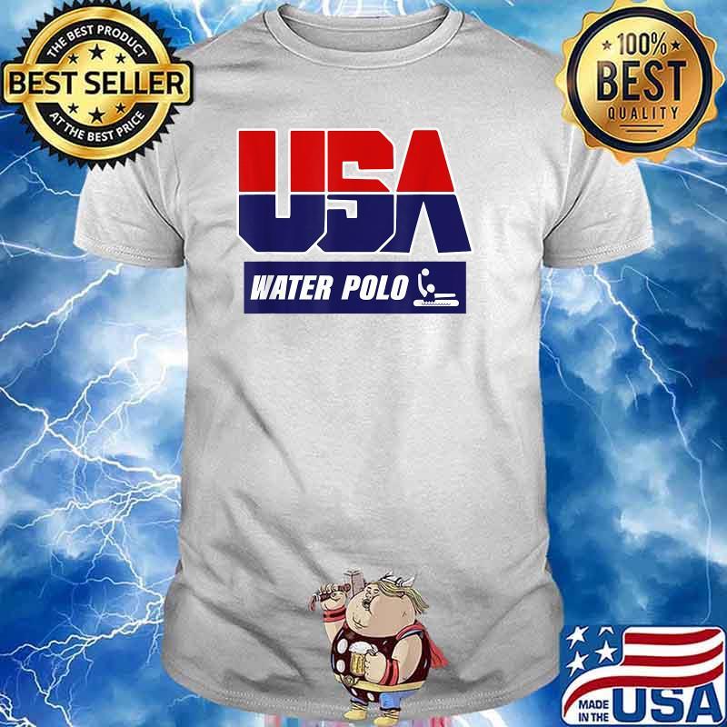 Water Polo 2021 USA Team T-Shirt
