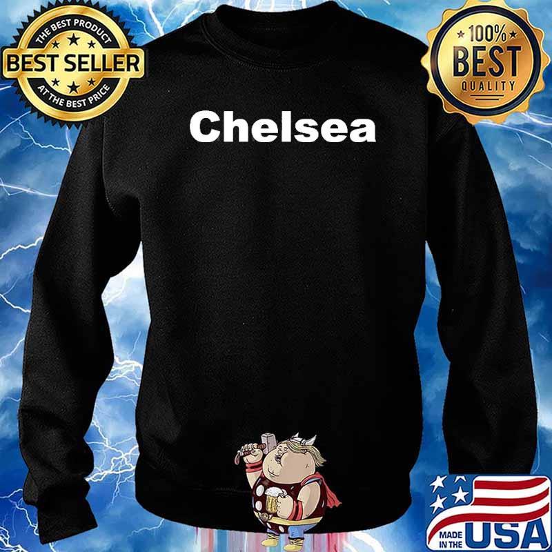 Chelsea London England Britain United Kingdom Shirt Sweater