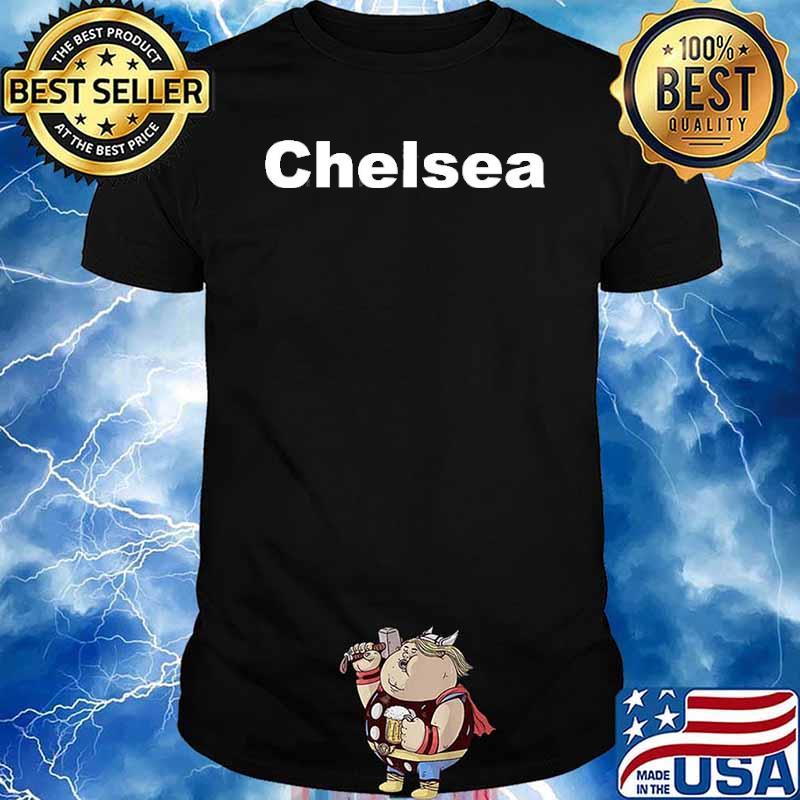 Chelsea London England Britain United Kingdom Shirt