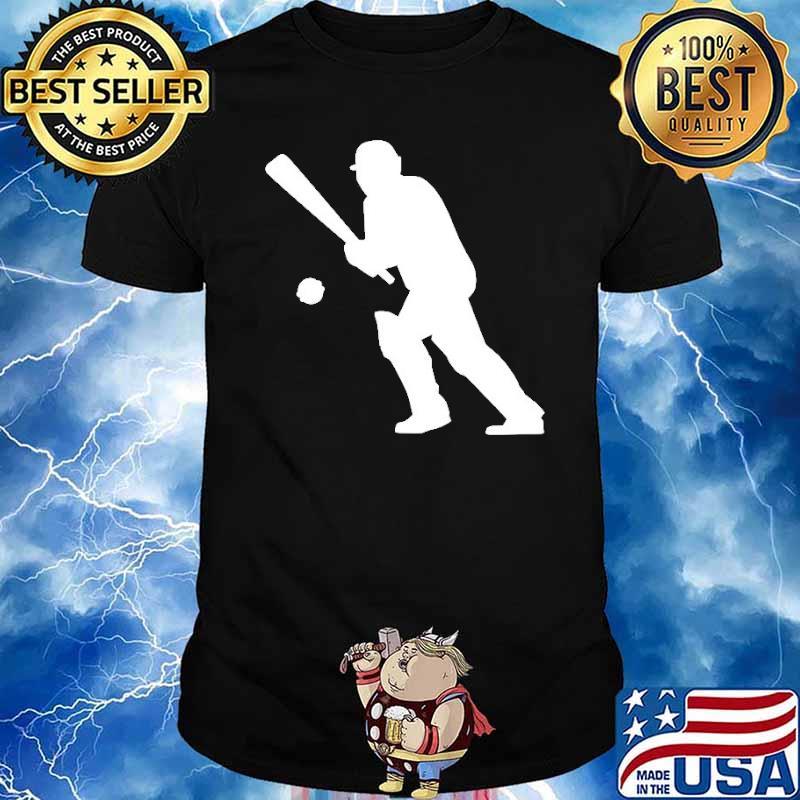 Cricket Batter Cricket Player Shirt