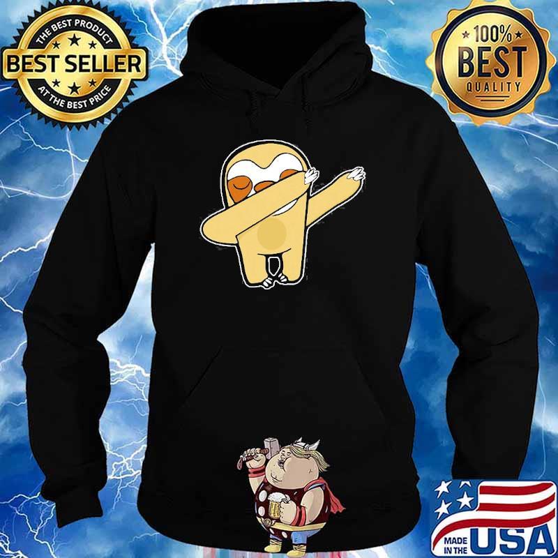 Dabbing Sloth Lover Animal Shirt Hoodie