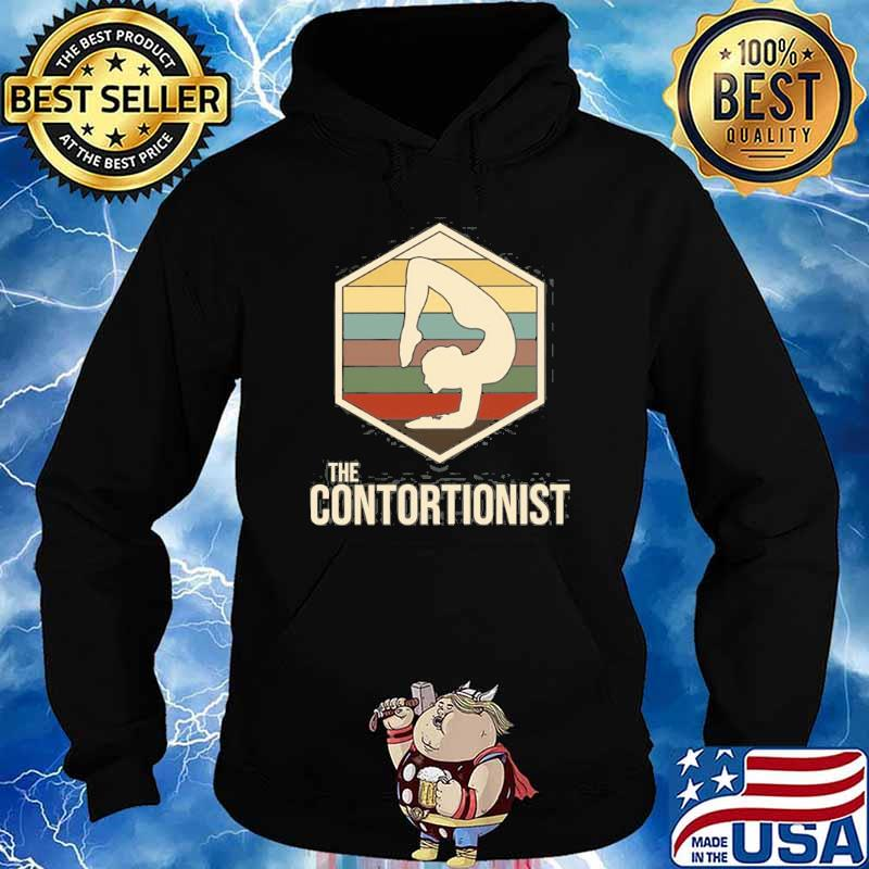 The Contortionist Exercise Vintage Shirt Hoodie