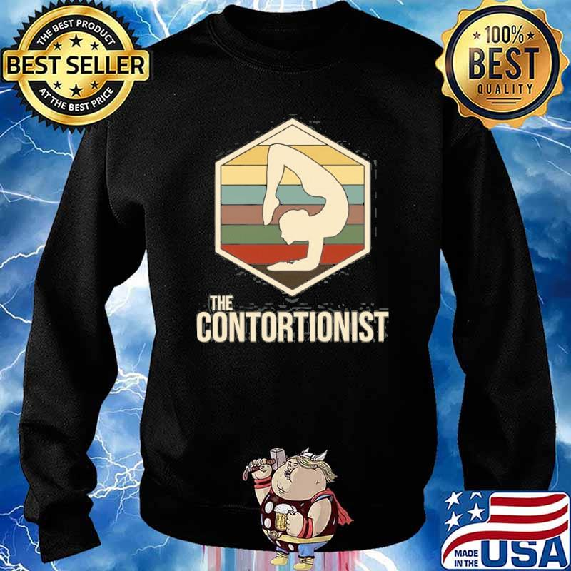 The Contortionist Exercise Vintage Shirt Sweater