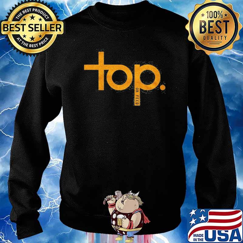 Top Or Feed Shirt Sweater